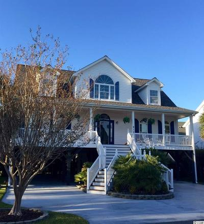 Garden City Beach Single Family Home For Sale: 913 Windshore Court