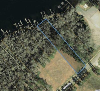 Georgetown County, Horry County Residential Lots & Land For Sale: Lot 512 Chamberlin Rd.