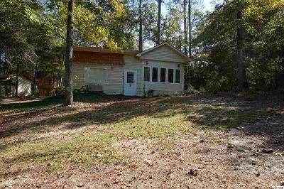 Little River SC Single Family Home For Sale: $89,900