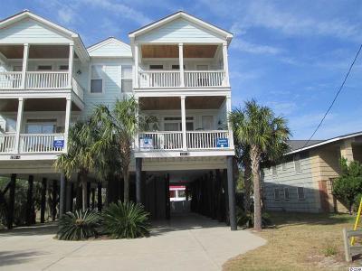 Garden City Beach Single Family Home For Sale: 1201-B N Waccamaw Drive