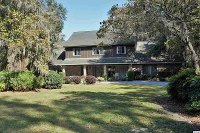 Pawleys Island Single Family Home For Sale: 2798 Waverly Road