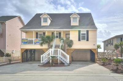 North Myrtle Beach Single Family Home For Sale: 4306 N Ocean Blvd