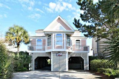 Pawleys Island Single Family Home For Sale: 268 Atlantic Ave.