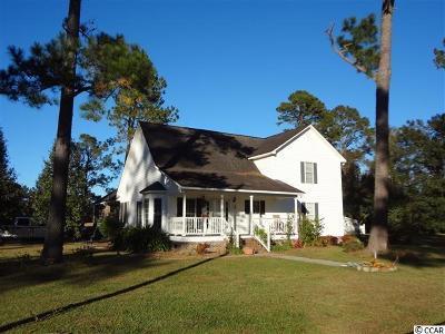 Loris Single Family Home For Sale: 5329 Gaylan Street