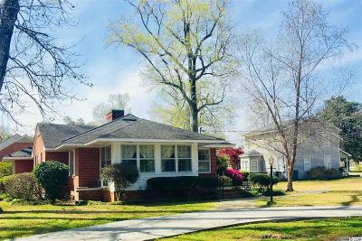Marion SC Single Family Home For Sale: $184,900