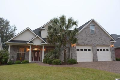 North Myrtle Beach Single Family Home For Sale: 803 Compass Pointe Dr.