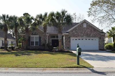 North Myrtle Beach Single Family Home For Sale: 2609 Marsh Glen Drive