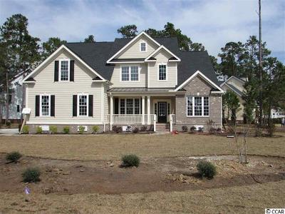 Murrells Inlet Single Family Home Active-Pend. Cntgt. On Financi: Lot 119 Knotty Pine