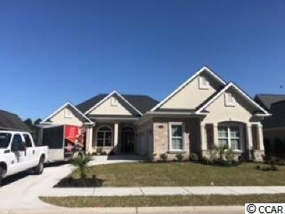 Myrtle Beach Single Family Home Active-Pend. Cntgt. On Financi: 300 Welcome Drive