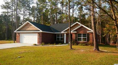Loris SC Single Family Home Sold: $183,000