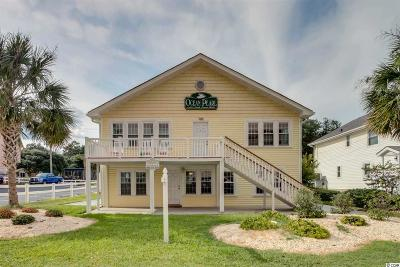 North Myrtle Beach Single Family Home For Sale: 1906 S Ocean Blvd