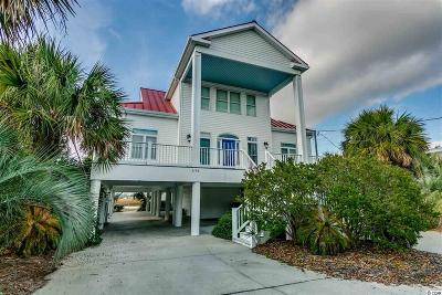 Garden City Beach Single Family Home For Sale: 1156 S Waccamaw Drive
