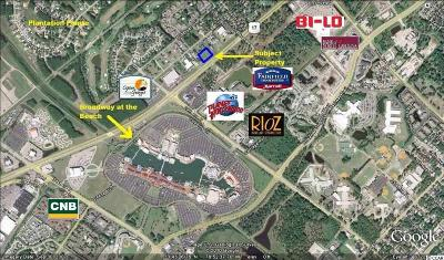 Myrtle Beach Residential Lots & Land For Sale: Tbd Hwy 17 Bypass