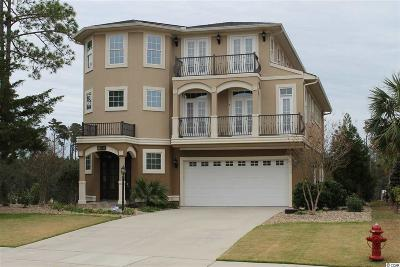 Myrtle Beach Single Family Home For Sale: 141 Avenue Of The Palms