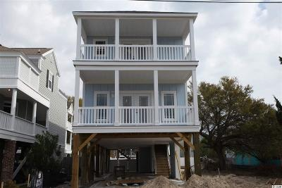 Surfside Beach Single Family Home Active-Pend. Cntgt. On Financi: 116a S 8th Ave