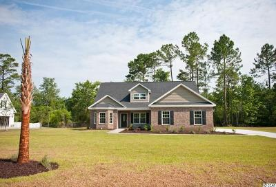 29588 Single Family Home For Sale: 2434 Hunters Trail