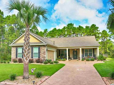 Myrtle Beach Single Family Home Active-Pend. Cntgt. On Financi: 1136 Cycad Drive