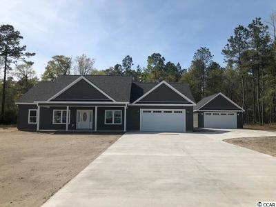 Conway Single Family Home Active-Pend. Cntgt. On Financi: 125 Brian Oaks Trl
