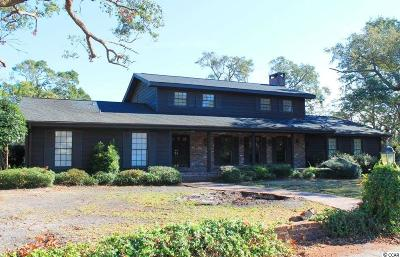 North Myrtle Beach SC Single Family Home Sold: $370,000