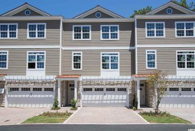 Murrells Inlet Condo/Townhouse For Sale: 4336 S Hwy 17 Business #204