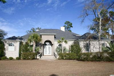 Pawleys Island Single Family Home Active-Pending Sale - Cash Ter: 902 Preservation Circle