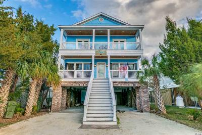 Pawleys Island Single Family Home For Sale: 250 Myrtle Ave