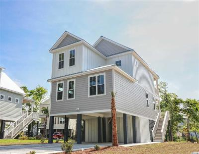 Pawleys Island Single Family Home Active-Pend. Cntgt. On Financi: Lot 19 Marshland View
