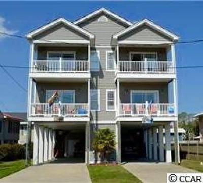 Garden City Beach Single Family Home For Sale: 132-A Rainbow Drive