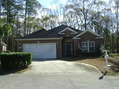 Pawleys Island Single Family Home For Sale: 82 Pintail Court