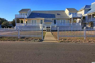 29575 Single Family Home For Sale: 4806 S Ocean Blvd.