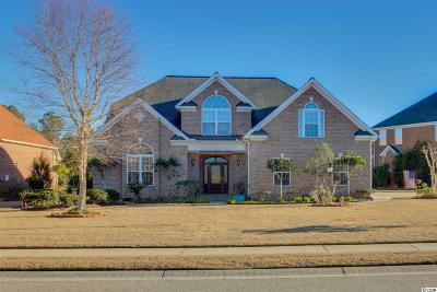 Myrtle Beach Single Family Home Active-Pend. Cntgt. On Financi: 8013 Wacobee Dr