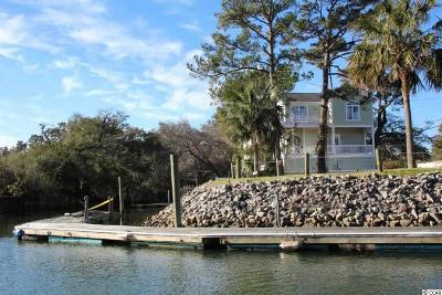 Murrells Inlet Single Family Home For Sale: 3895 Hwy 17 Business