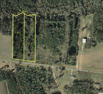Residential Lots & Land Sold: Lots 1 & 2 Daisy Rd.