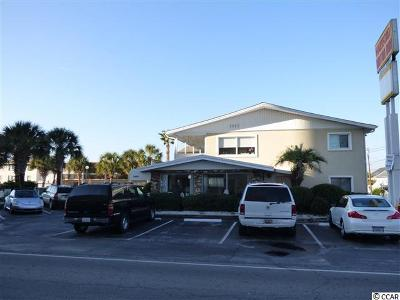North Myrtle Beach Condo/Townhouse For Sale: 5409 N Ocean Blvd #101