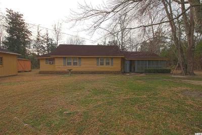 Loris Single Family Home Active-Pend. Cntgt. On Financi: 1862 Emery Road