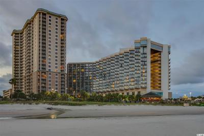 Myrtle Beach Condo/Townhouse For Sale: 9994 Beach Club Drive #L01