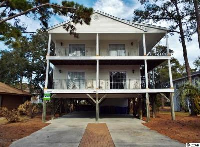 Surfside Beach Single Family Home For Sale: 304 S 12th Avenue