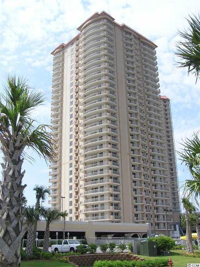 Myrtle Beach Condo/Townhouse For Sale: 8500 Margate Circle #2802