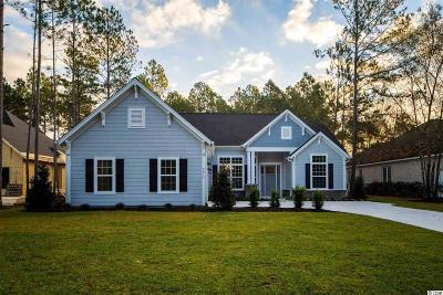 Murrells Inlet Single Family Home For Sale: 19 Collins Creek Rd.