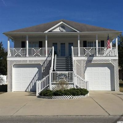 Garden City Beach Single Family Home Active-Pend. Cntgt. On Financi: 136 Seabreeze Dr