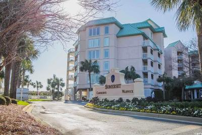 Pawleys Island Condo/Townhouse For Sale: 145 S Dunes Drive #505