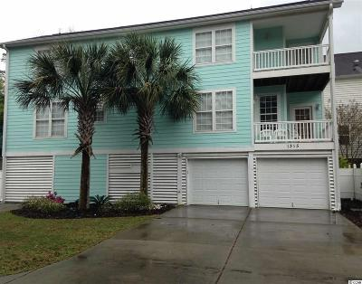 Surfside Beach SC Single Family Home Sold: $440,000