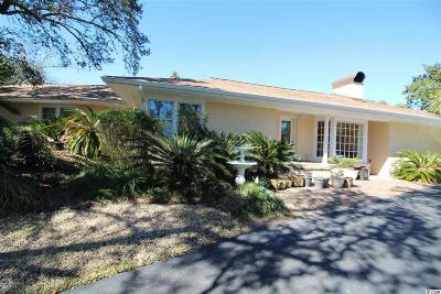 Horry County Single Family Home For Sale: 5005 Burchap Drive
