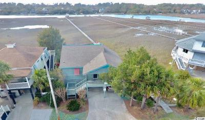 Pawleys Island Single Family Home For Sale: 273 Myrtle Ave