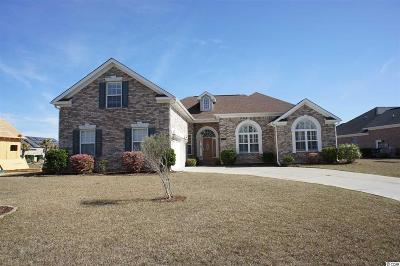Murrells Inlet Single Family Home For Sale: 207 Cypress Estates Dr