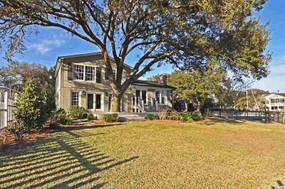 Murrells Inlet Single Family Home Active-Pend. Cntgt. On Financi: 483 Old Field Road