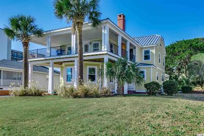 Myrtle Beach Single Family Home For Sale: 5709 N Ocean Blvd.