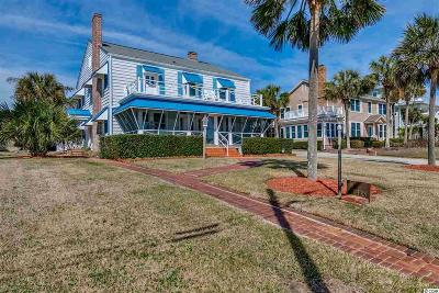 Myrtle Beach Single Family Home For Sale: 5713 N Ocean Blvd