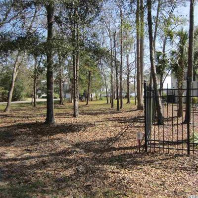 Georgetown County, Horry County Residential Lots & Land For Sale: 20 Gillette Pl.