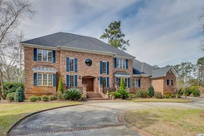 Murrells Inlet Single Family Home For Sale: 4328 Hunters Wood Drive